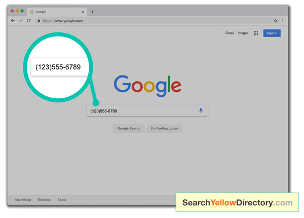 Lookup A Number >> How To Use Google For A Free Reverse Phone Lookup 2019